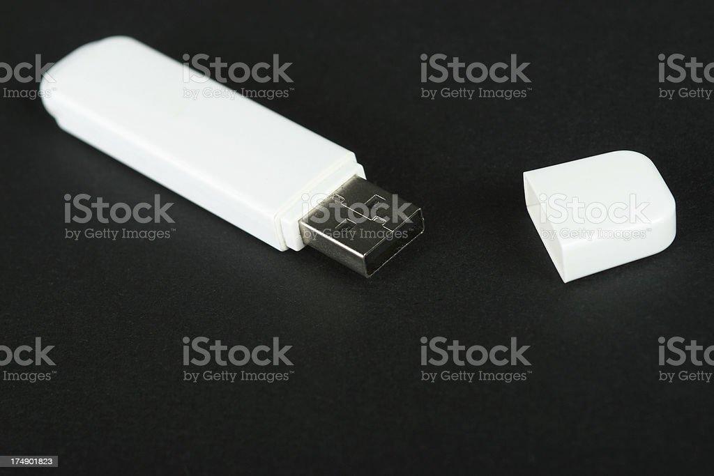 USB key royalty-free stock photo