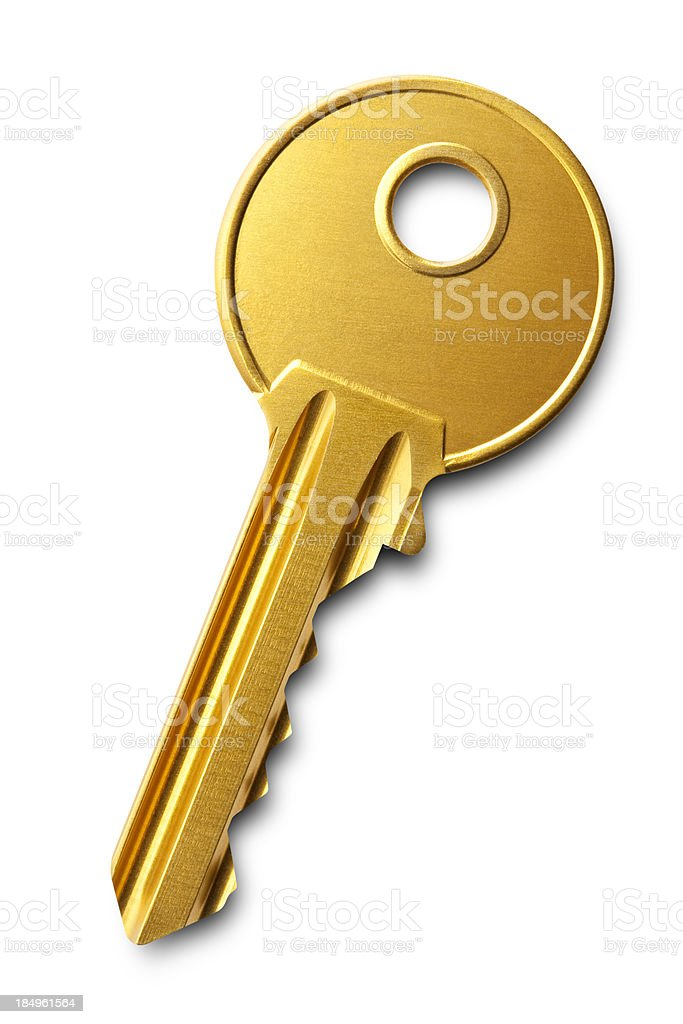 Key stock photo