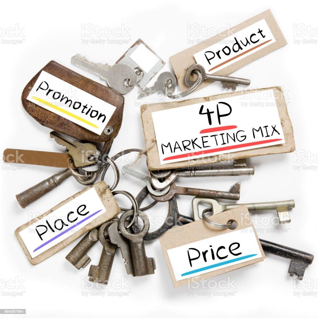 Key Tag Concept stock photo