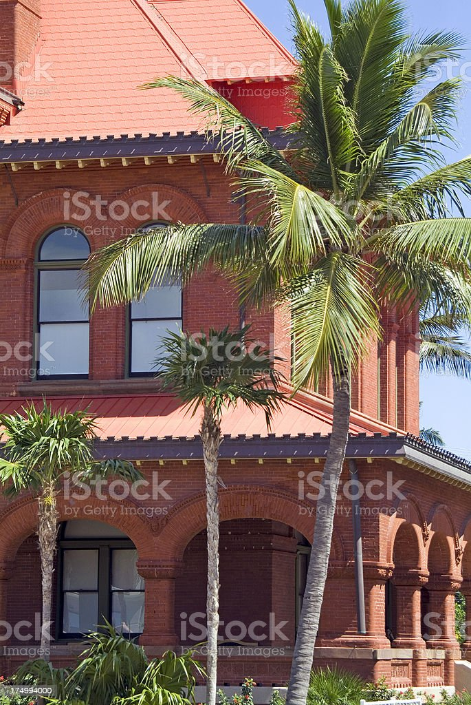 Key West Home royalty-free stock photo