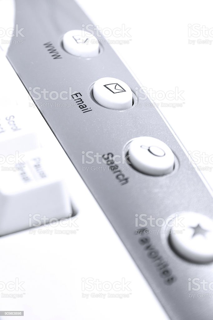 keyboard button royalty-free stock photo