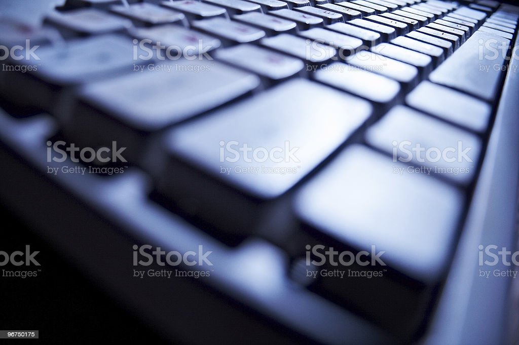 keyboard computer royalty-free stock photo