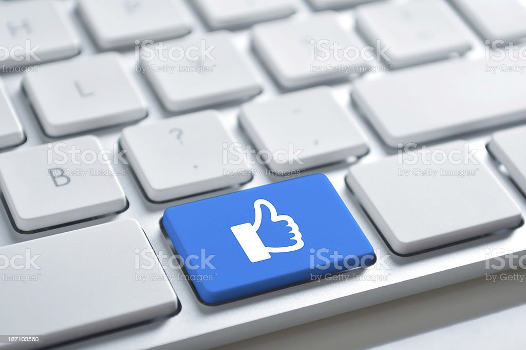 Keyboard Concept (Click for more) royalty-free stock photo