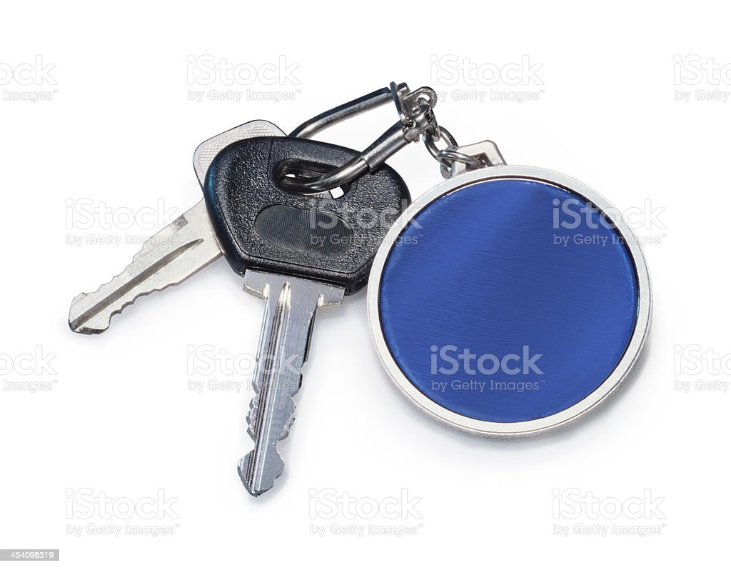 Keys stock photo