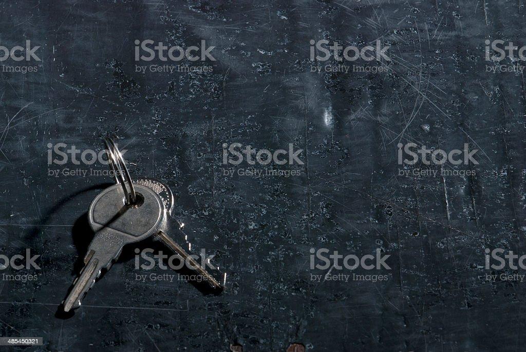 Llaves foto de stock libre de derechos
