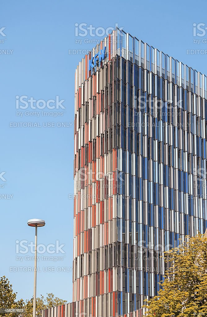 KfW Bank Building stock photo