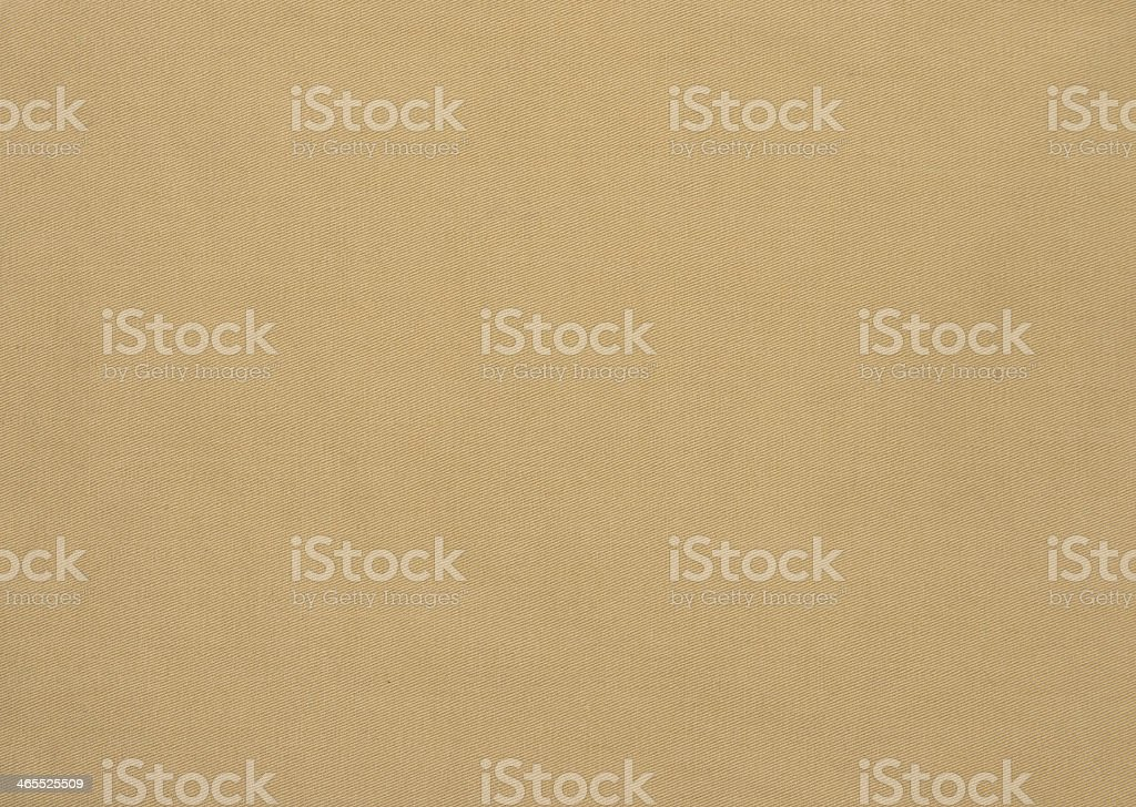 Khaki cloth stock photo