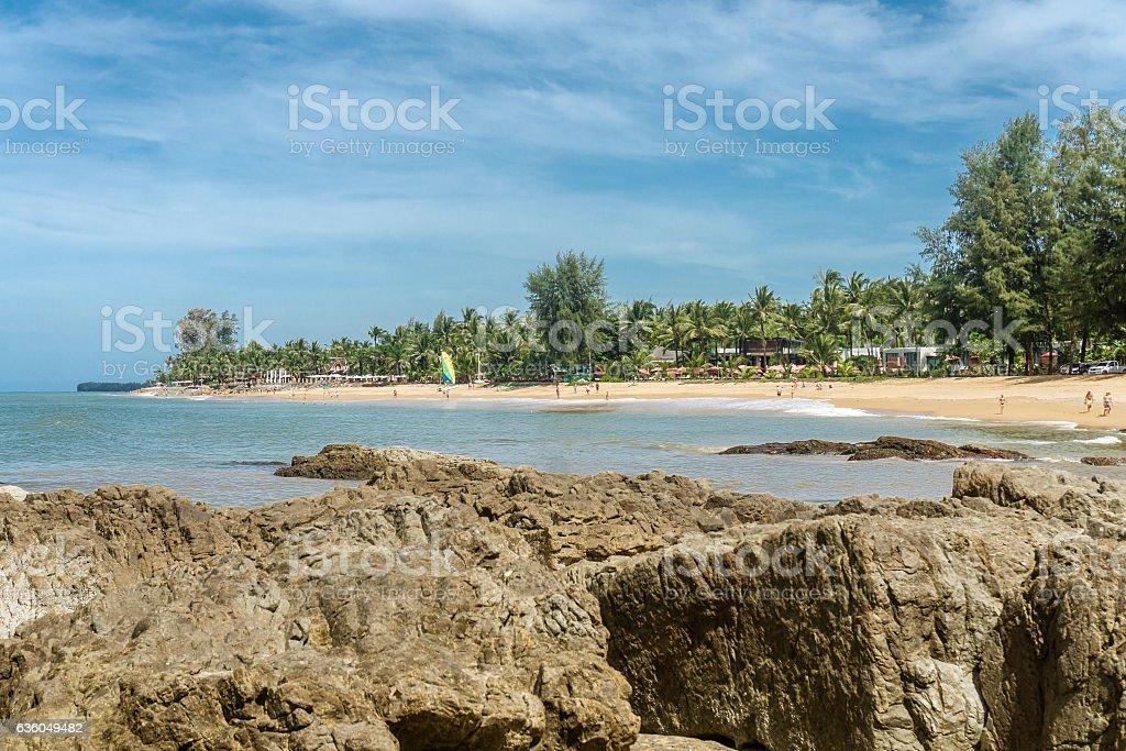 Khao Lak, Thailand stock photo