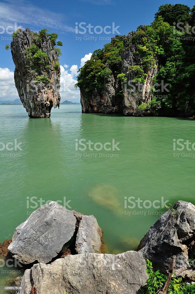 Khao Tapu royalty-free stock photo