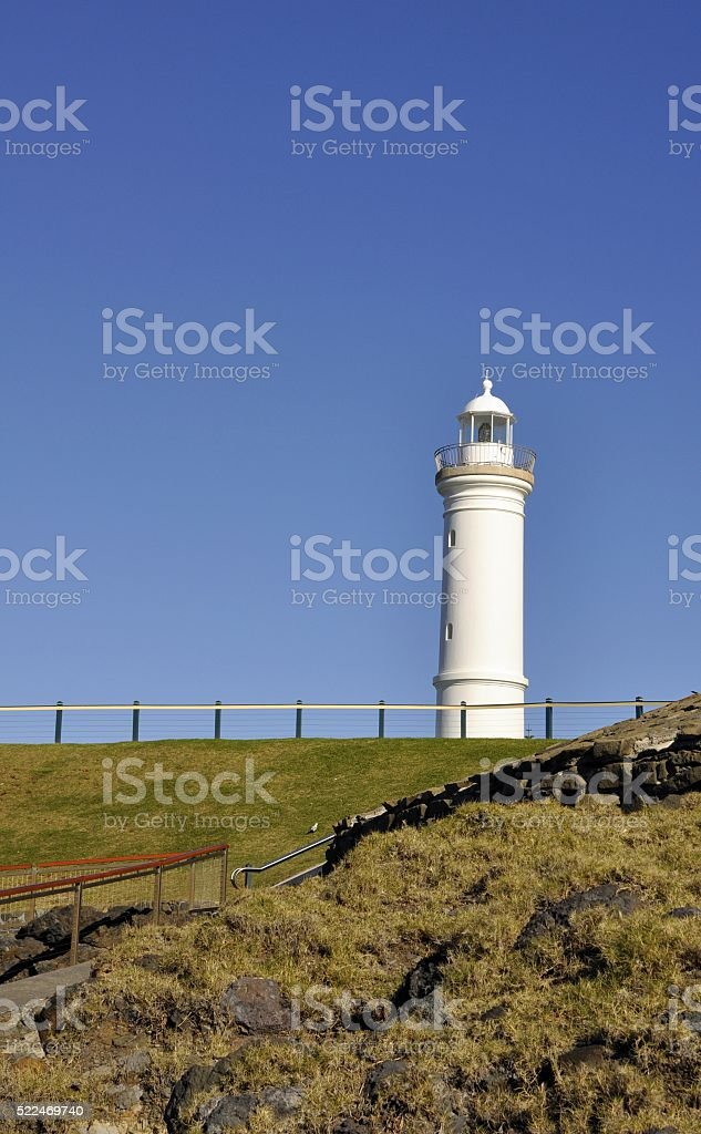 Kiama Lighthouse stock photo
