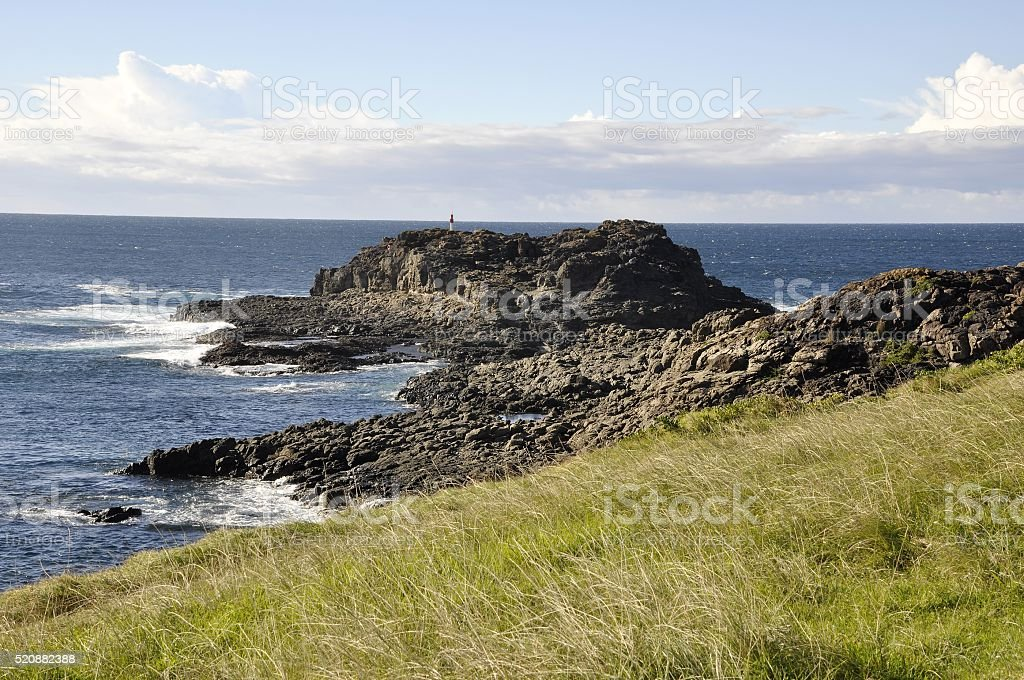 Kiama seascape stock photo