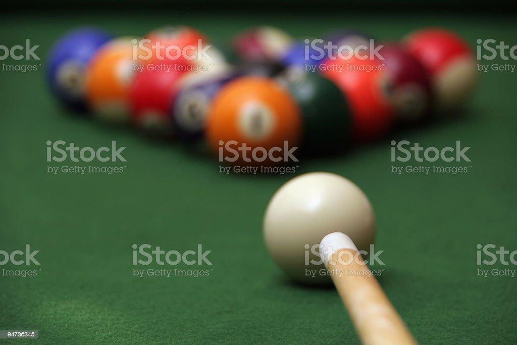 Kick-Off stock photo