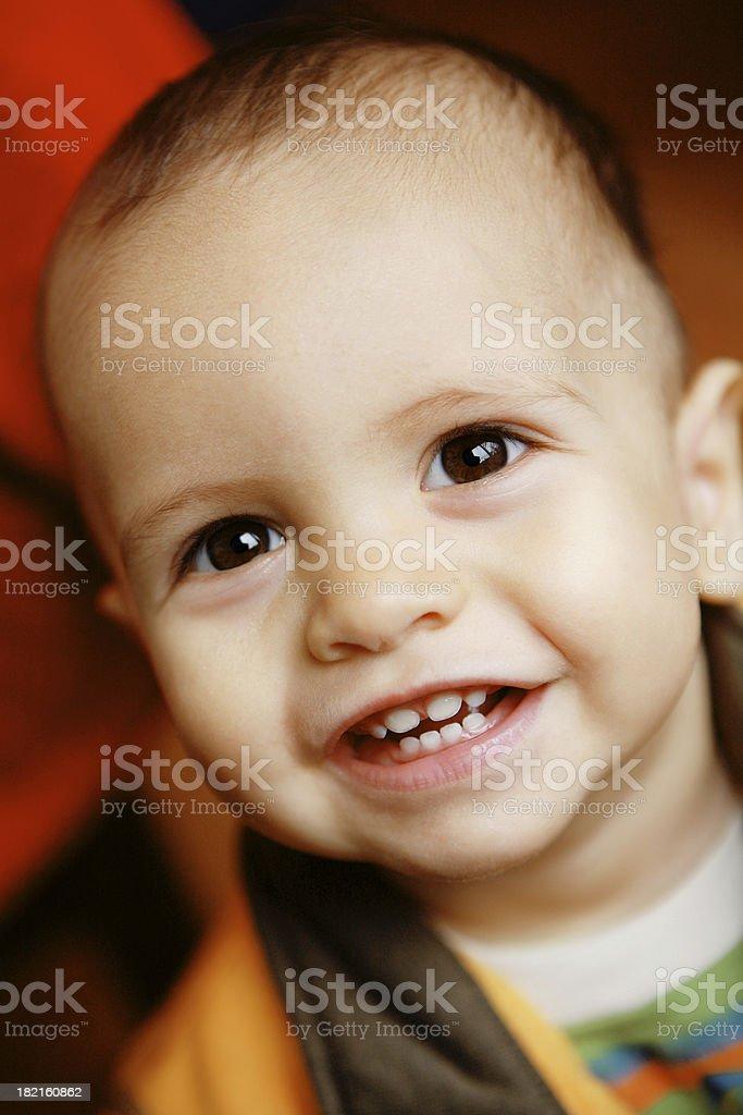 Bambino foto stock royalty-free