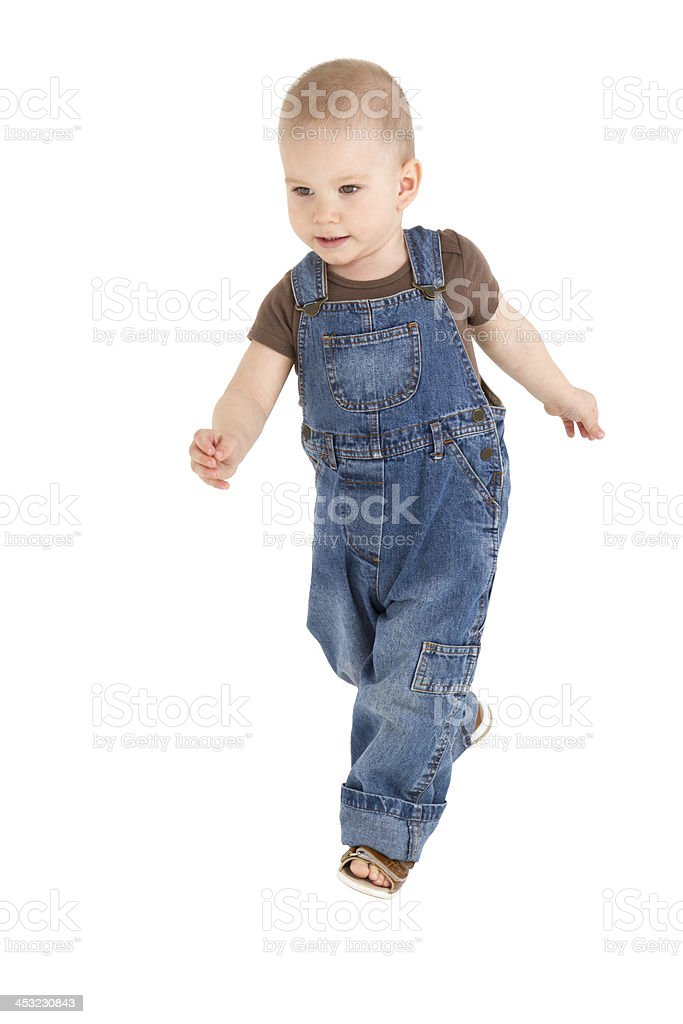 kid running stock photo
