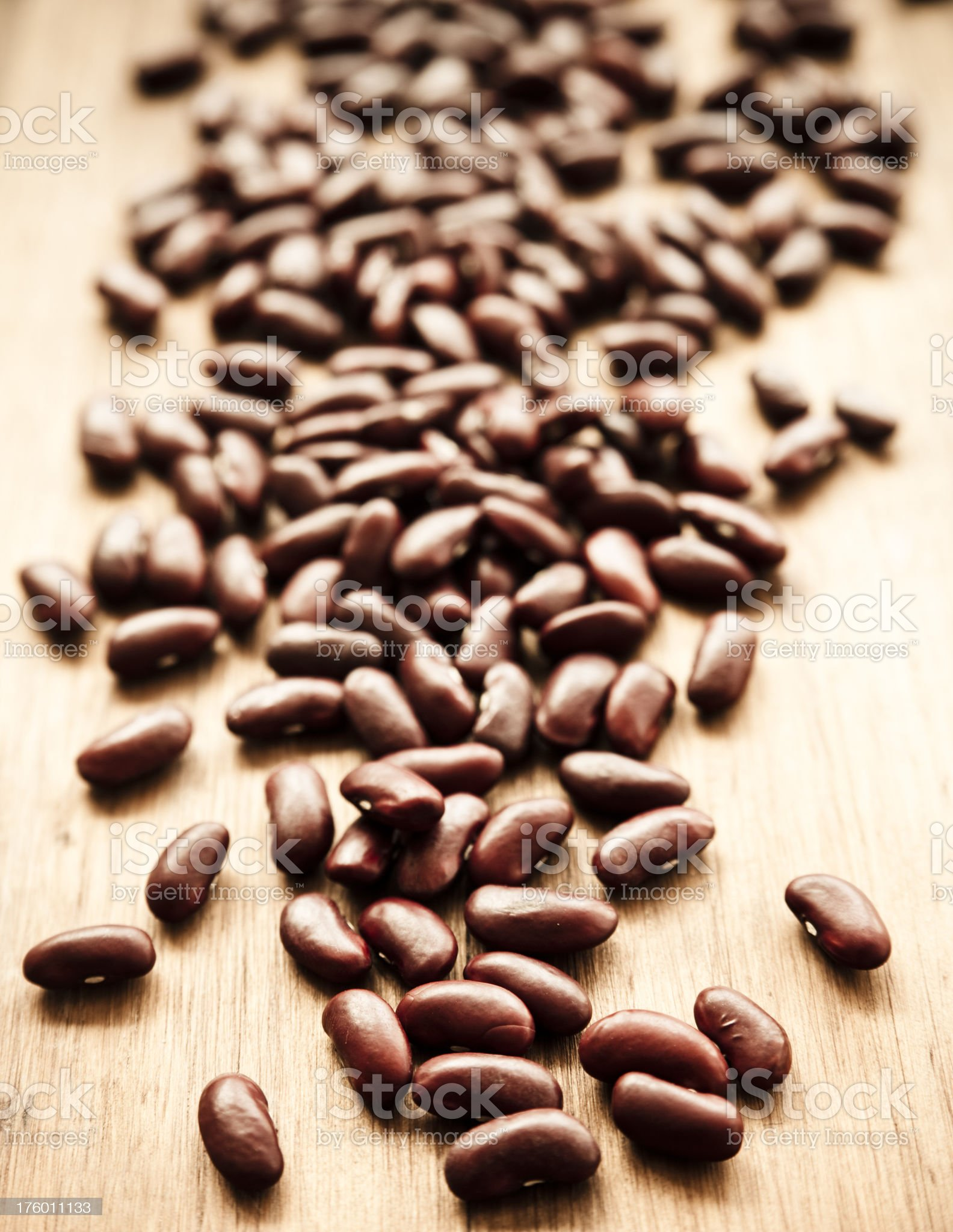 Kidney beans royalty-free stock photo