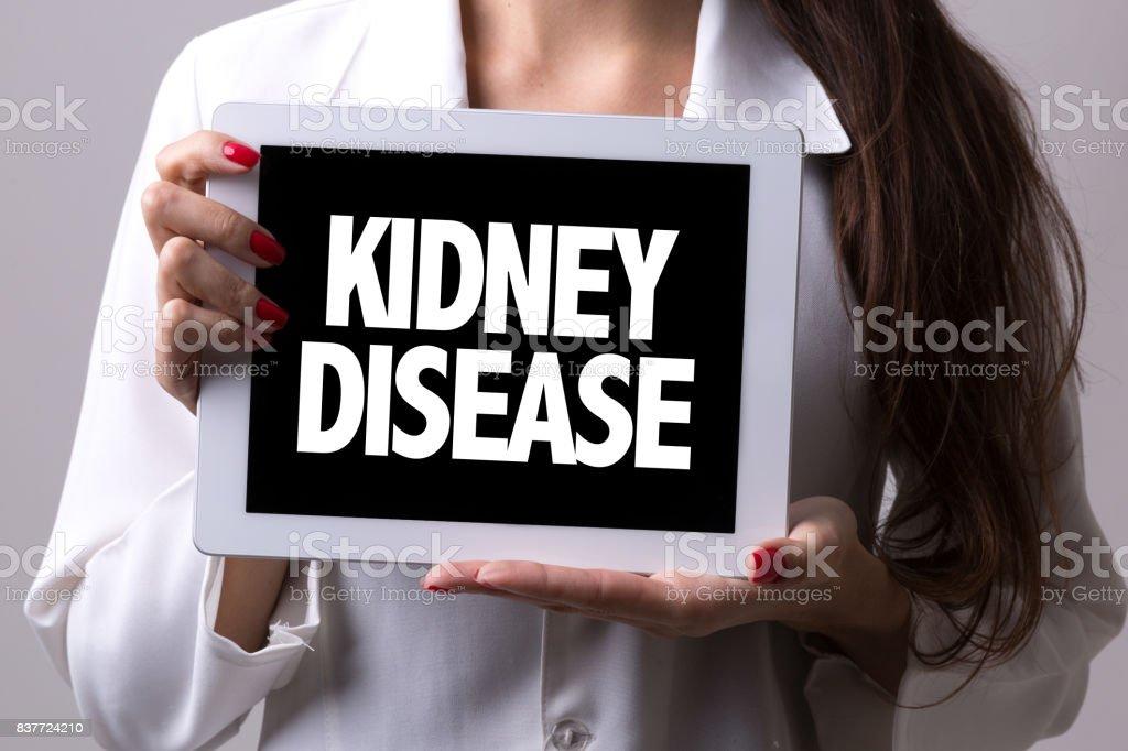 Kidney Disease stock photo