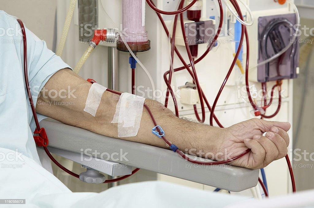 kidney haemodialysis  medicine royalty-free stock photo