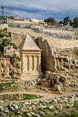 Kidron Valley, Jerusalem