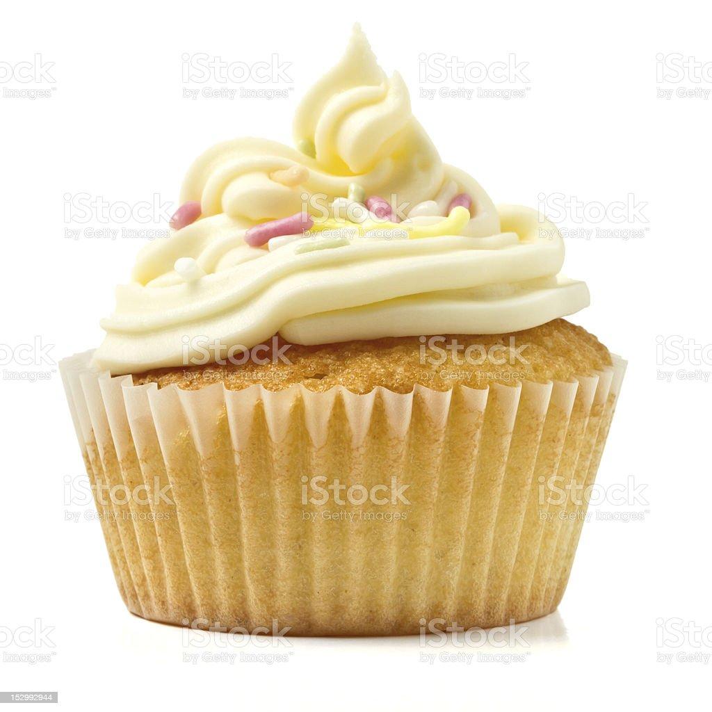 Kids Cupcake stock photo