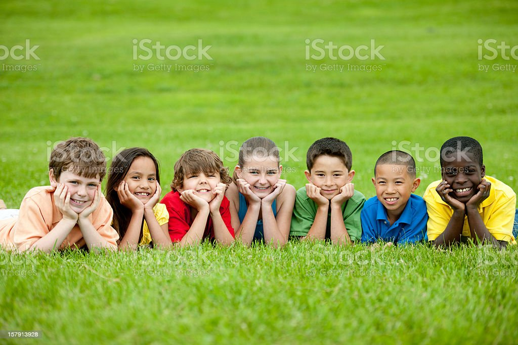 Kids royalty-free stock photo