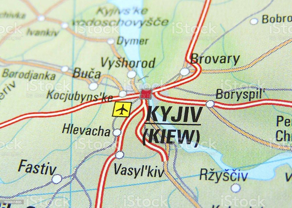 Kiew royalty-free stock photo
