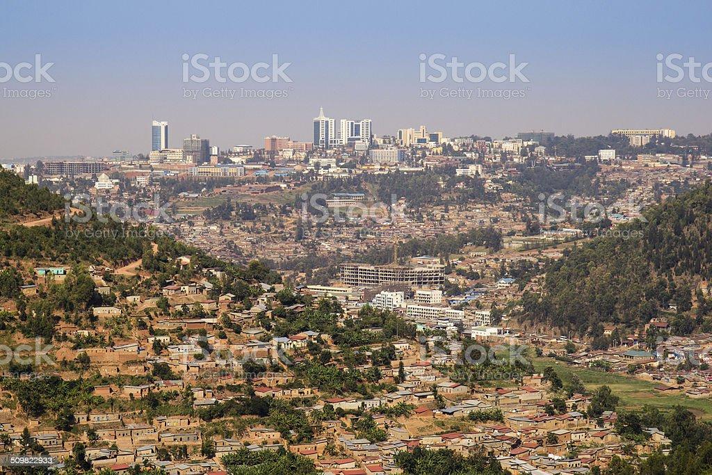 Kigali stock photo