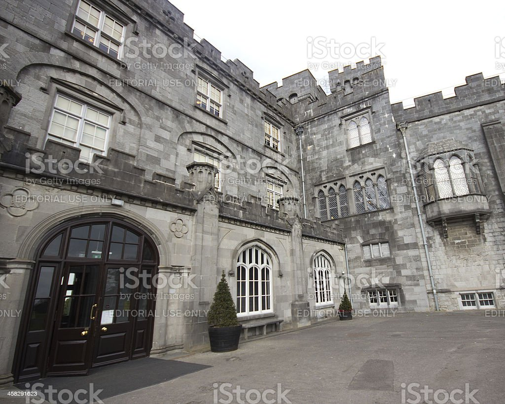 Kilkenny Castle Ireland royalty-free stock photo
