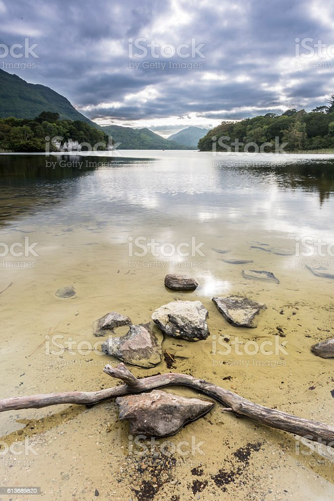 Killarney National Park lake stock photo