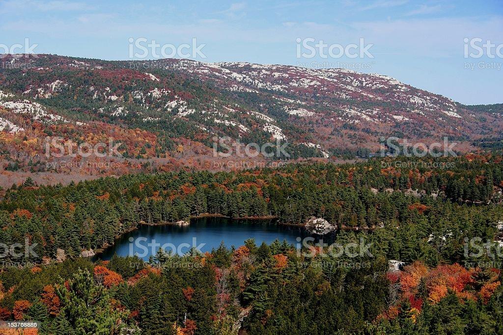 Killarney Provincial Park stock photo