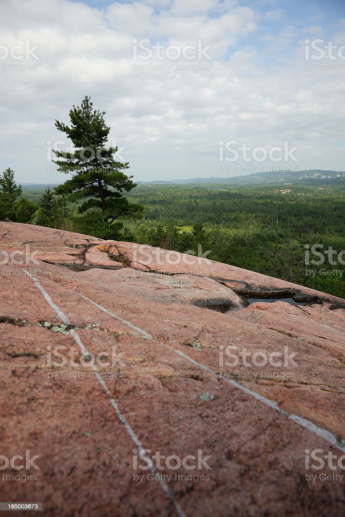Killarney Provincial Park stock photo