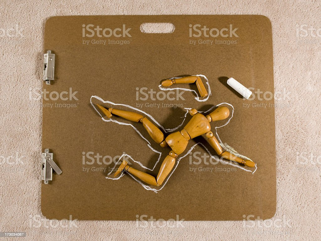 Killer Creativity stock photo