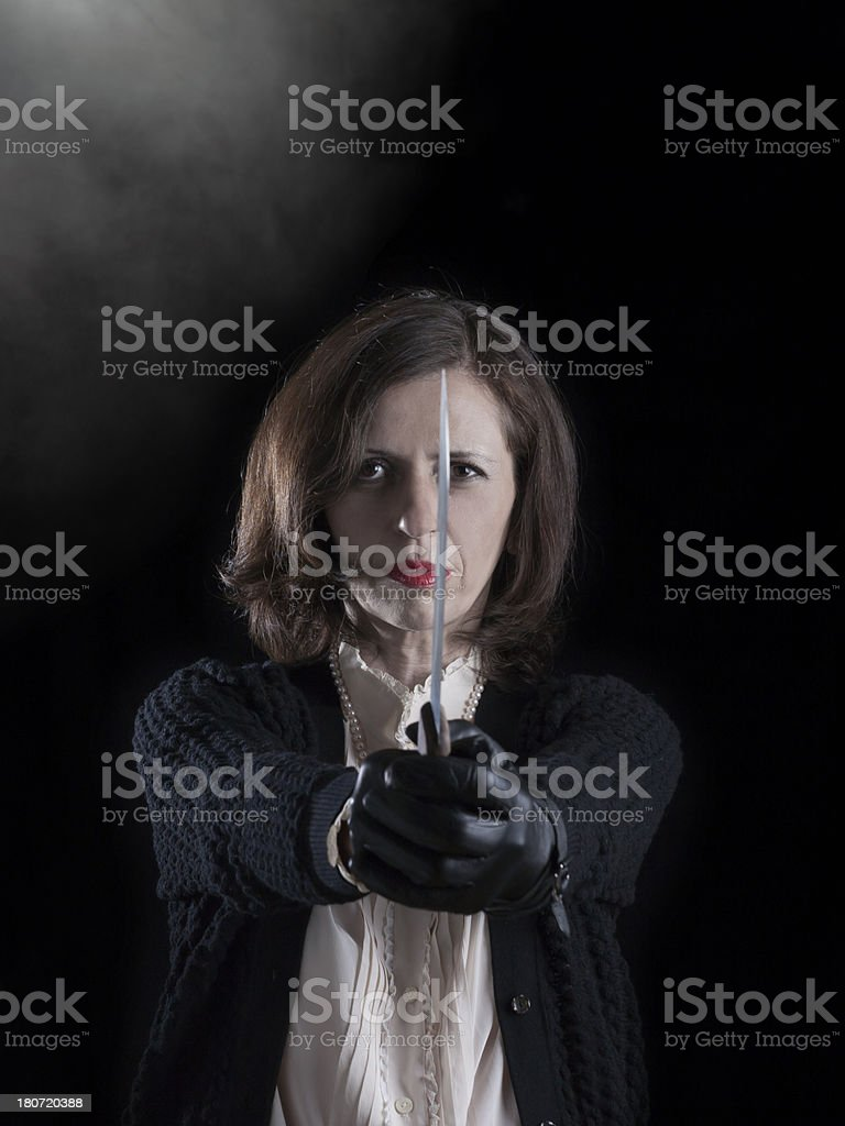 killer stock photo
