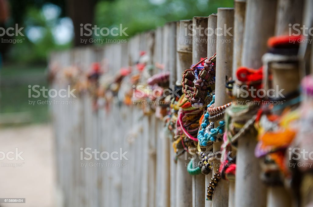 Killing Fields Memorial stock photo