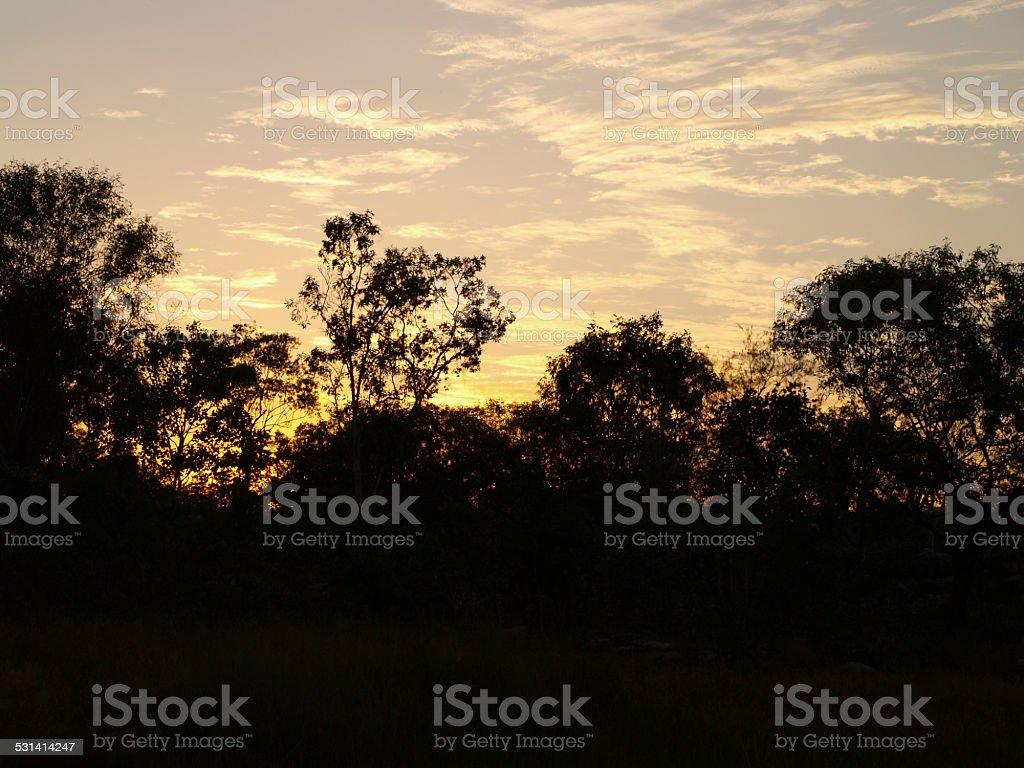 Kimberleys Region Western Australia stock photo