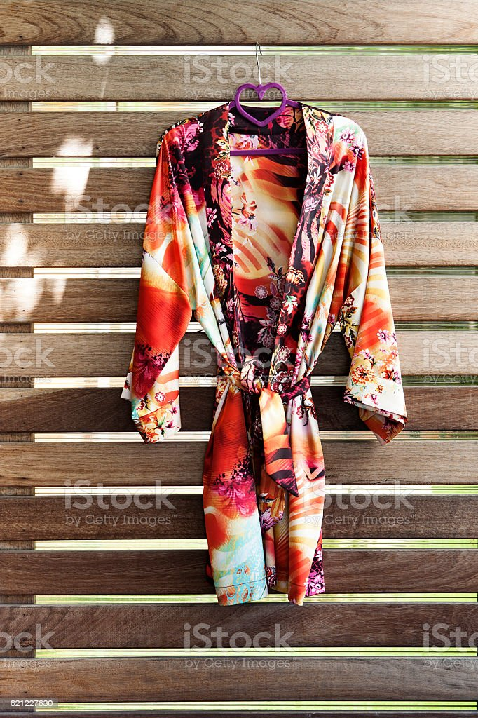 Kimono, Japanese Culture,clothes stock photo
