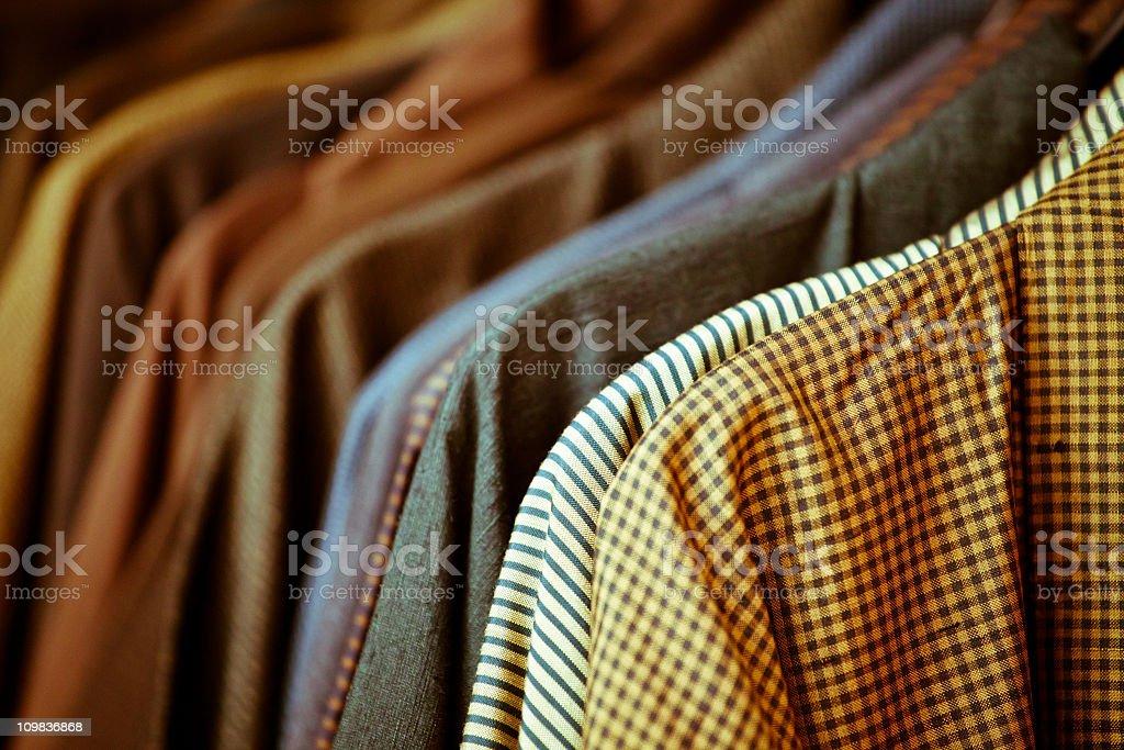 Kimonos royalty-free stock photo