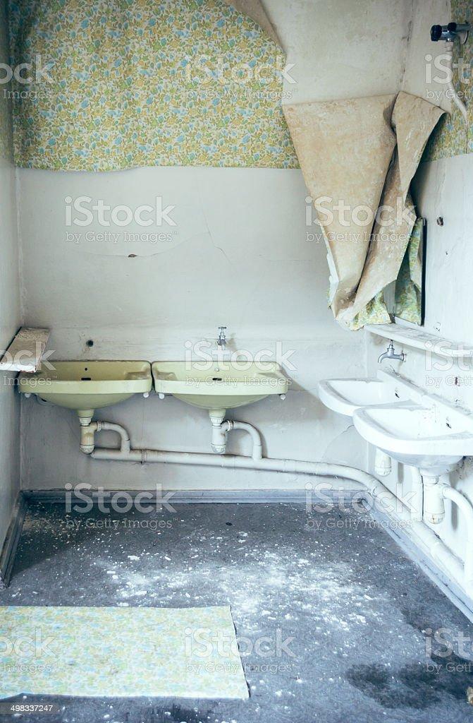 Kinderwaschbecken stock photo