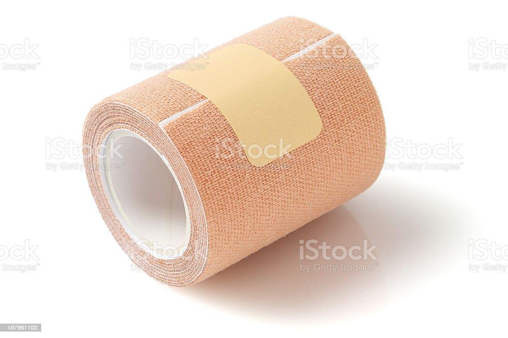 Kinesio Tape stock photo