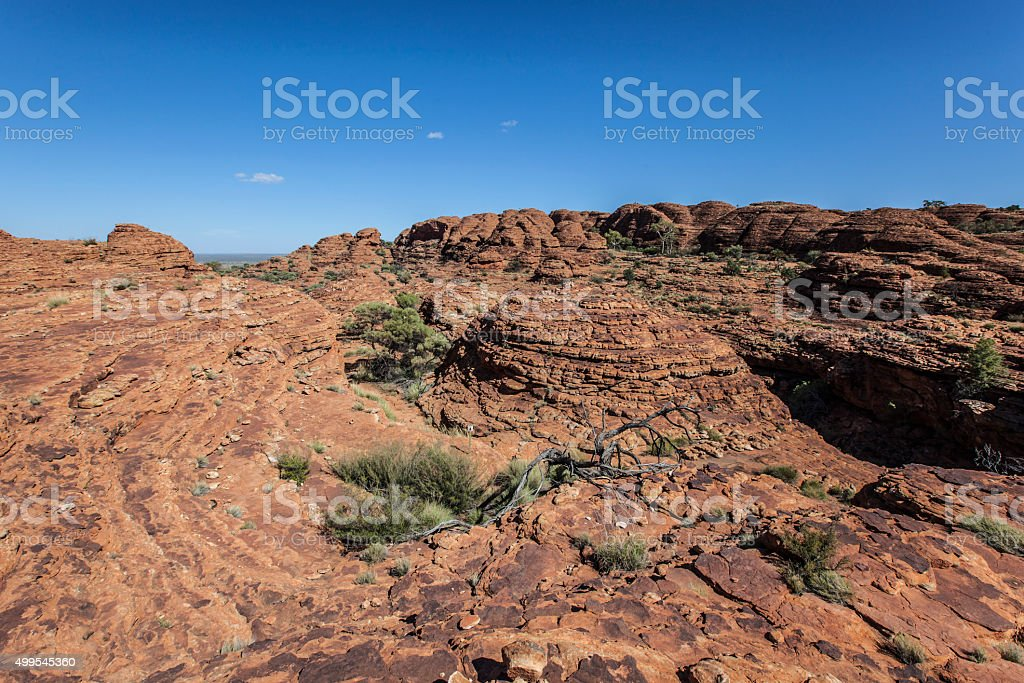 King Canyon stock photo