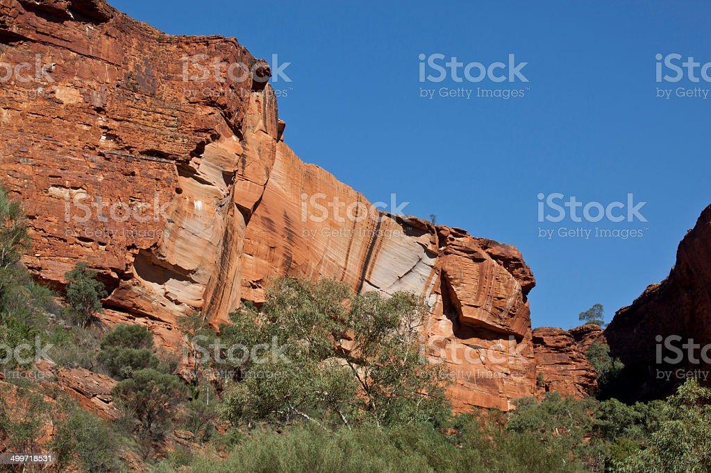 King Canyon royalty-free stock photo