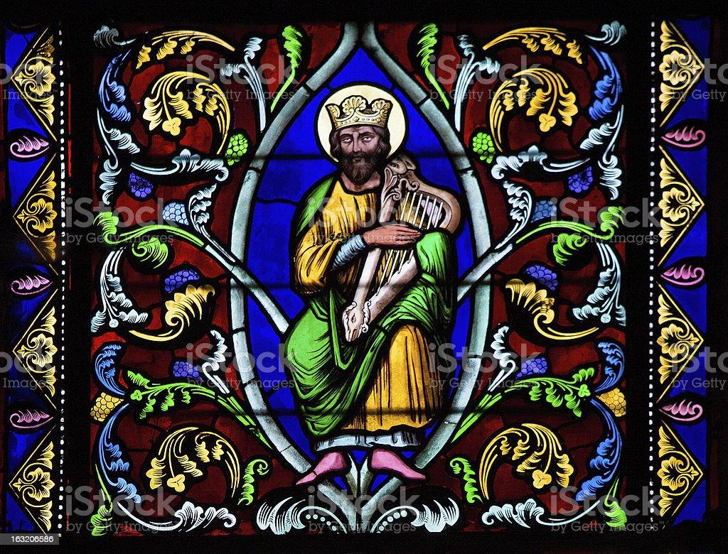 King David royalty-free stock photo
