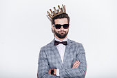 King of style.