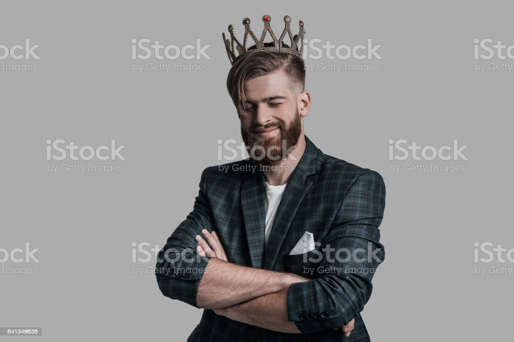 King of what? stock photo