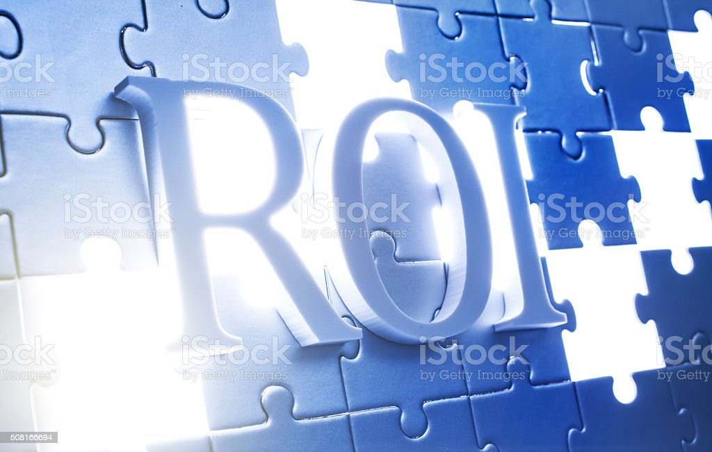 Roi stock photo