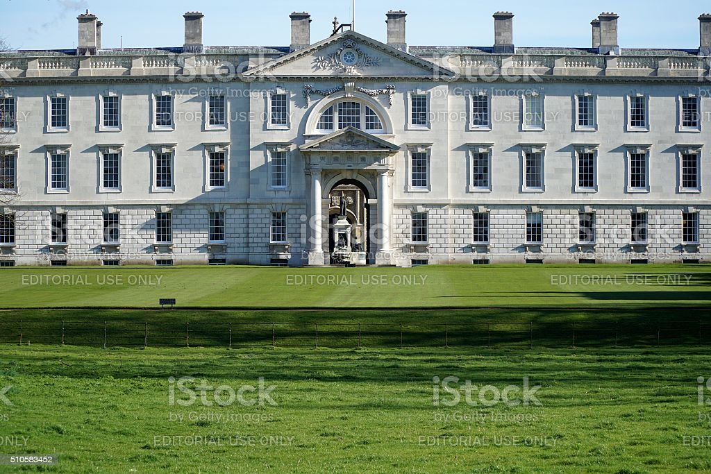 King's College, Cambridge, England stock photo