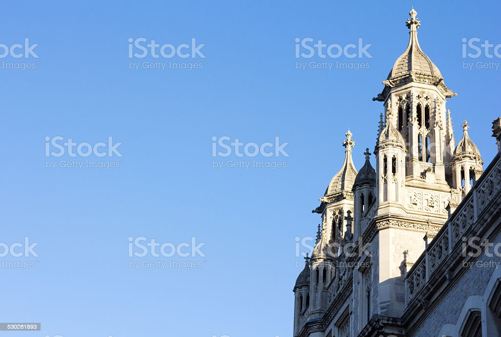 King's College London in England, UK stock photo