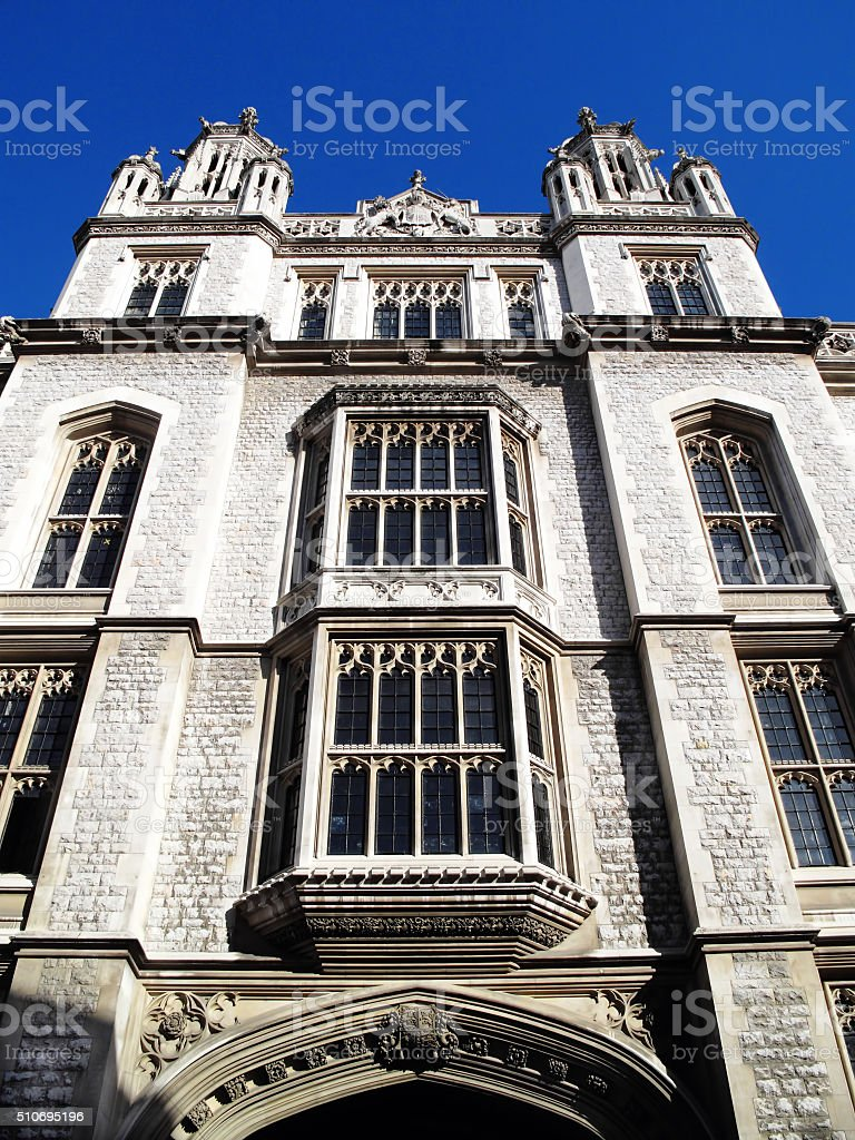 King's College, University Of London stock photo
