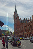 Kings Cross/St Pancras station