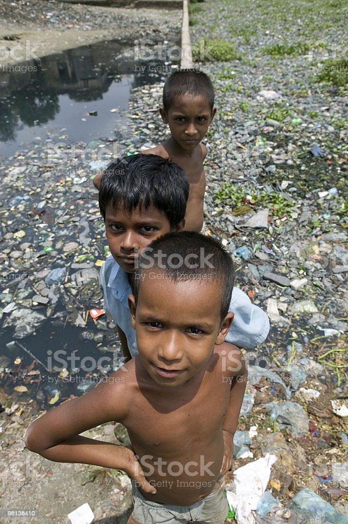 Kings of Dhaka stock photo