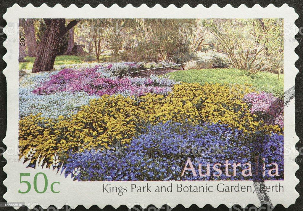 Kings Park and Botanic Garden, Perth, Australia stock photo